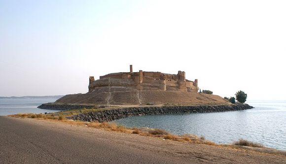 قلعة جعبر (سوريا - الرقة)
