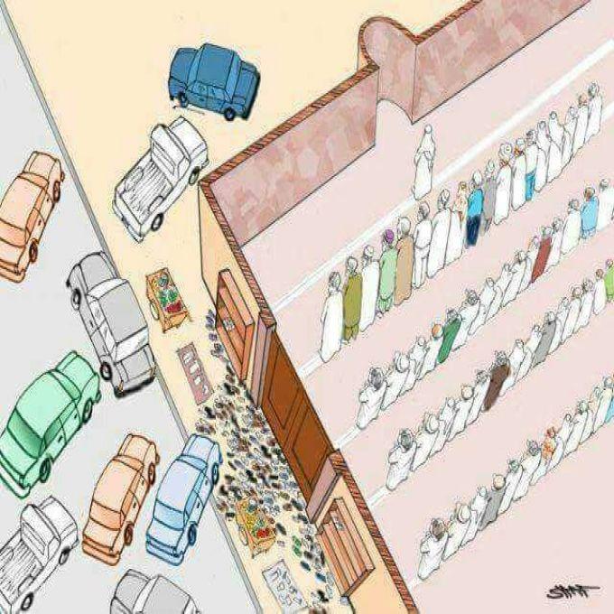 نظام الاصطفاف جاء لينظم حياتنا